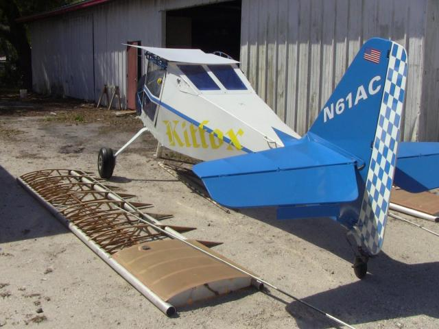 FS: Kitfox Model 4    Bradenton, FL  $5500 O B O  - For Sale