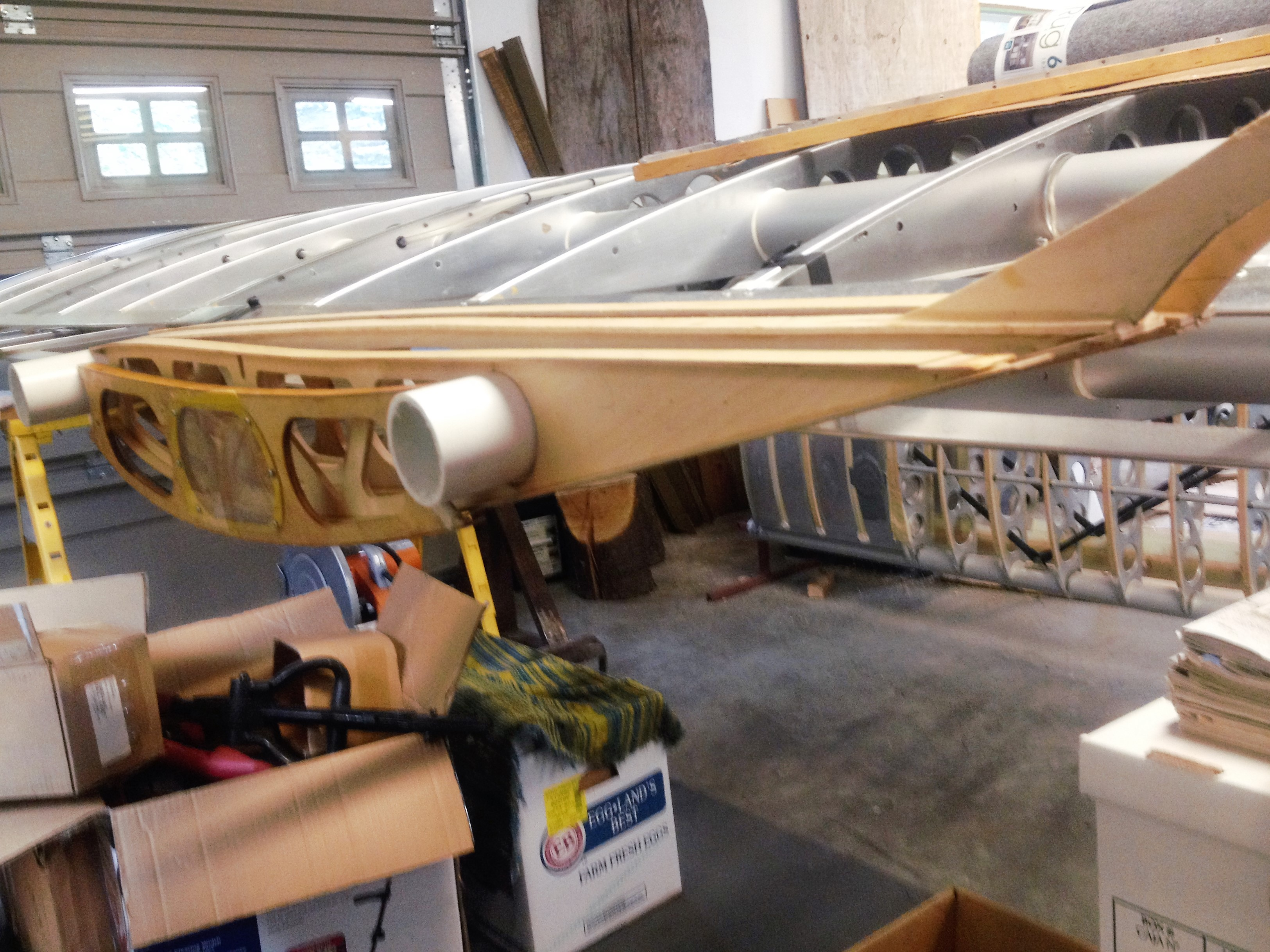 Stol Airfoil