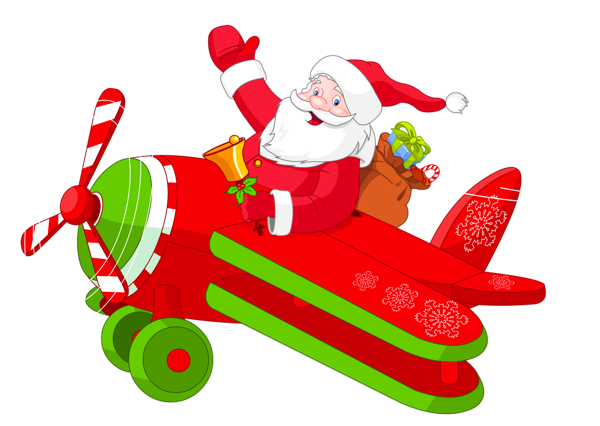 Santa_with_Airplane_PNG_Clipart.png