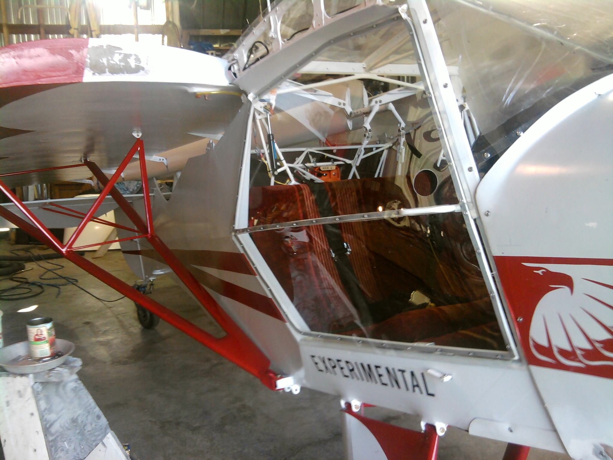 Avid project on barnstormers - For Sale and wanted, you got it, I